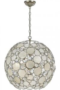 Pella-6 light pendant